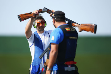 Alberto Fernandez Shooting Day 6: Baku 2015 - 1st European Games