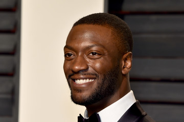 Aldis Hodge 2017 Vanity Fair Oscar Party Hosted By Graydon Carter - Arrivals