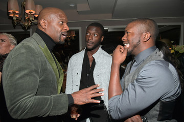 Aldis Hodge Esquire Celebrates March Issue's 'Mavericks of Hollywood' Presented by Hugo Boss