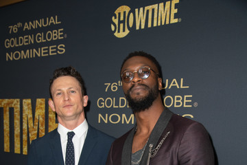 Aldis Hodge Showtime Golden Globe Nominees Celebration - Red Carpet