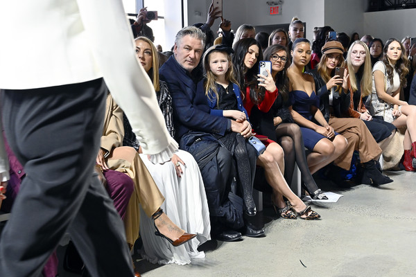 Badgley Mischka - Front Row - February 2020 - New York Fashion Week: The Shows