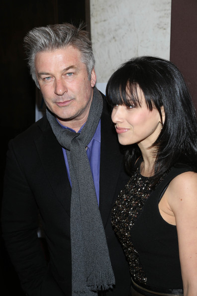 35 Most Famous Paintings Of All Times: Alec Baldwin And Hilaria Baldwin Photos Photos