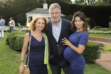 Alec Baldwin Hilaria Baldwin The Hamptons International Film Festival SummerDocs Series Screening of 'Betting on Zero'