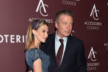 Alec Baldwin Hilaria Baldwin 23rd Annual ACE Awards