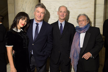 Alec Baldwin Lawrence Schiller The Sixth Annual Norman Mailer Center And Writers Colony Benefit Gala Honoring Don DeLillo, Billy Collins, And Katrina vanden Heuvel - Inside