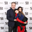 Alec Baldwin Badgley Mischka - Backstage - February 2020 - New York Fashion Week: The Shows