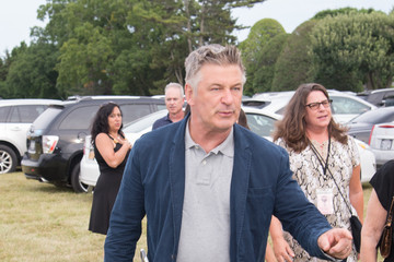 Alec Baldwin Authors Night for the East Hampton Library