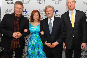 Alec Baldwin VIP Dinner in Honor of Maureen Dowd