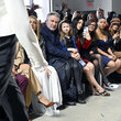 Alec Baldwin Badgley Mischka - Front Row - February 2020 - New York Fashion Week: The Shows