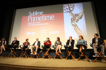 Alec Berg WGAW's Sublime Primetime 2015 Featuring Emmy-Nominated Writers