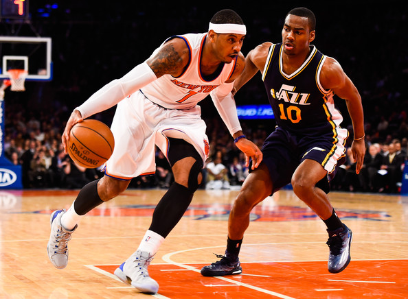 Utah Jazz v New York Knicks