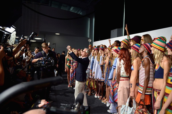 Tommy Hilfiger Women's - Backstage - Spring 2016 New York Fashion Week: The Shows [shows,stock photography,crowd,event,fashion,stage,performance,audience,festival,party,tourism,performing arts,models,tommy hilfiger,julia jamin,lineisy montero,angel rutledge,photography,tommy hilfiger womens - backstage - spring,new york fashion week,stock photography,getty images,photography,royalty-free,\u30b9\u30c8\u30c3\u30af\u30d5\u30a9\u30c8,photograph,image,model,tommy hilfiger avery blue shoes]