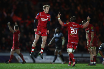 Aled Davies Scarlets v RC Toulon -  Champions Cup