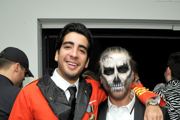 Alejandro Fernandez Diego Boneta's Halloween Party With Chivas Regal