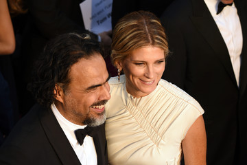 Alejandro Inarritu 88th Annual Academy Awards Arrivals From a Distance