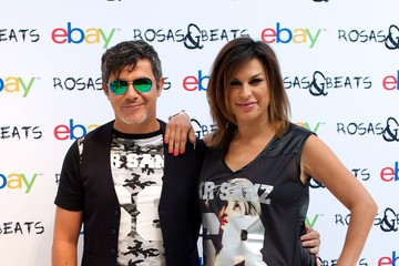 Alejandro Sanz Rosas & Beats Collection Launch