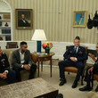 Alek Skarlatos Obama Meets With Heroes From Attempted French Train Terror Attack