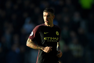 Aleksandar Kolarov Burnley v Manchester City - Premier League