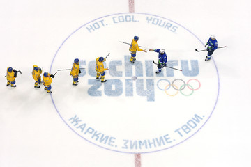 Ales Kranjc Ice Hockey - Winter Olympics Day 12