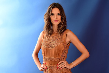 Alessandra Ambrosio The 'Today' Show Gallery of Olympians