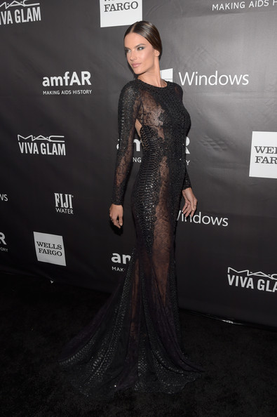Arrivals at amfAR's Inspiration LA Gala — Part 4