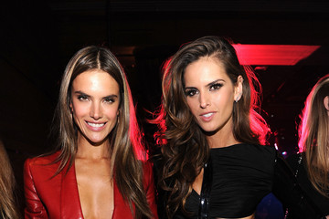 Alessandra Ambrosio Izabel Goulart Victoria's Secret Fashion Show Afterparty