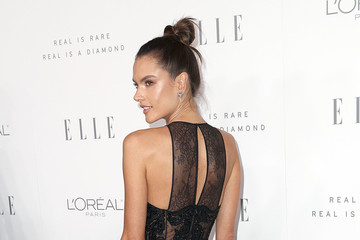 Alessandra Ambrosio ELLE's 24th Annual Women in Hollywood Celebration - Arrivals