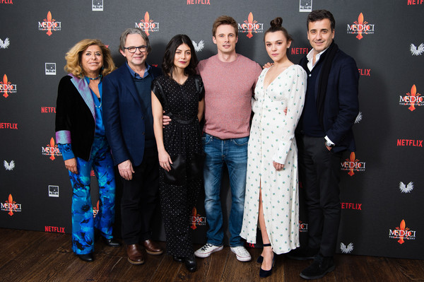 'MEDICI: The Magnificent' Premiere - Red Carpet Arrivals