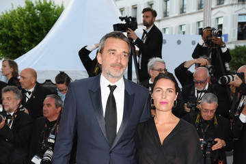 Alessandra Sublet 'Sink Or Swim (Le Grand Bain)' Red Carpet Arrivals - The 71st Annual Cannes Film Festival