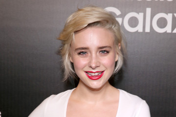 Alessandra Torresani Samsung Celebrates The New Galaxy S6 edge+ And Galaxy Note5 in Los Angeles