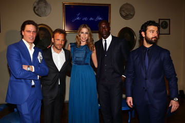 Alessandro Carnicella Bugatti and L'Uomo Vogue Collection Party - Inside - Milan Fashion Week Menswear Autumn/Winter 2014