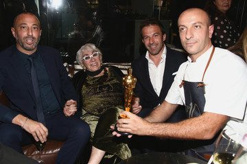 "Alessandro Del Piero Lina Wertmuller ""True Italian Taste"" Gala Reception Dinner Co-Hosted By The Italy-America Chamber Of Commerce West And Italian Soccer Superstar Alessandro Del Piero At Del Piero's Los Angeles Restaurant N.10"