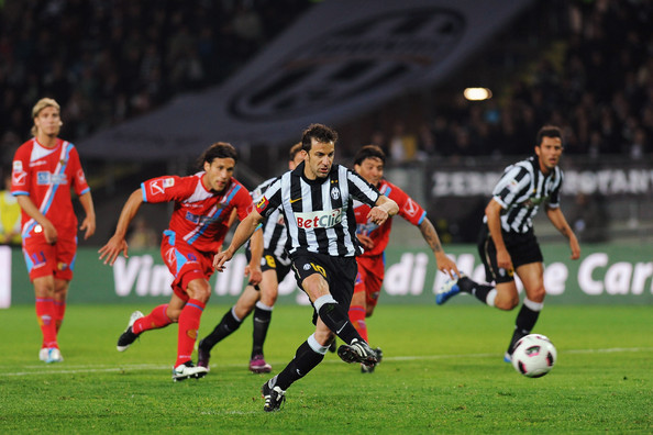 Image result for Alexander Del Piero taking a penalty