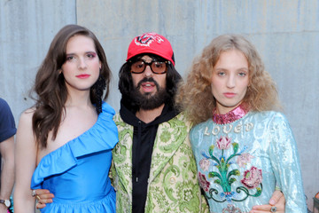Alessandro Michele Gucci Bloom, Fragrance Launch Event at MoMA PS1 in New York
