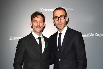 Alessandro Sartori Ermenegildo Zegna New Boutique Opens in London