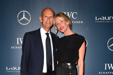 Alessia Marcuzzi Laureus F1 Charity Night 2016