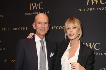 Alessia Marcuzzi IWC Schaffhausen Launches the Da Vinci Collection at SIHH 2017