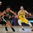 Alex Caruso Golden State Warriors v Los Angeles Lakers