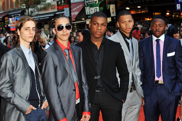 Alex Esmail Attack The Block - UK Premiere