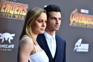 Alex Greenwald Premiere Of Disney And Marvel's 'Avengers: Infinity War' - Red Carpet