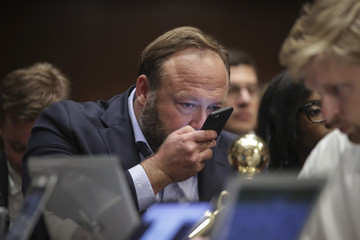 Alex Jones Twitter CEO Jack Dorsey And Facebook COO Sheryl Sandberg Testify To Senate Committee On Foreign Influence Operations