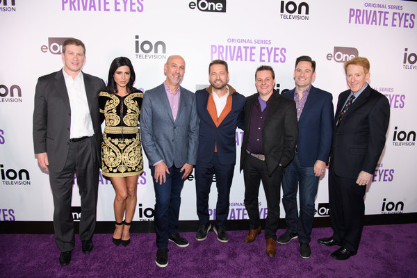 ION Television Private Eyes Launch Event