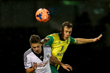 Alex Kacaniklic Fulham v Norwich City