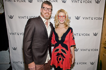 Alex McCord Simon van Kempen Vint And York 2014 Collection NYFW Presentation
