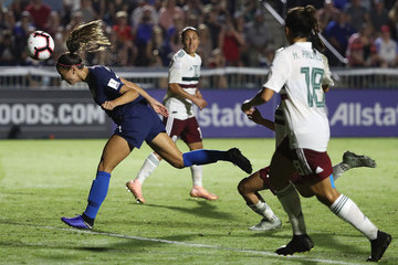 Alex Morgan United States vs. Mexico: Group A - CONCACAF Women's Championship