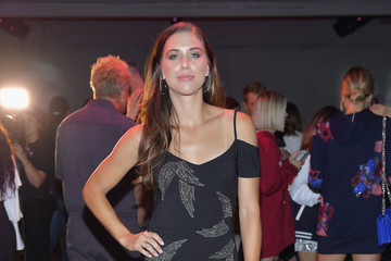 Alex Morgan Nicole Miller - Front Row - September 2018 - New York Fashion Week: The Shows