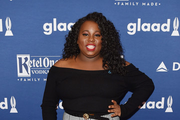 Alex Newell 29th Annual GLAAD Media Awards - Red Carpet