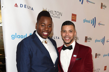 Alex Newell 25th Annual GLAAD Media Awards - Red Carpet