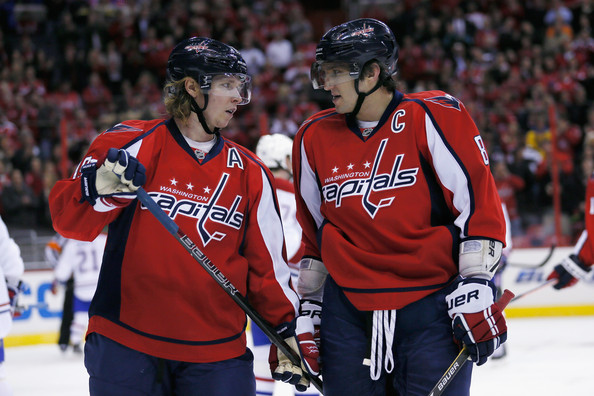 Alex Ovechkin and Nicklas Backstrom Photos»Photostream · Pictures ·  Montreal Canadiens v Washington Capitals aa8909156caa