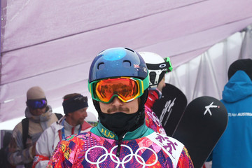 Alex Pullin Snowboard - Winter Olympics Day 10